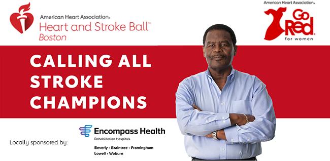 Call All Stroke Champions Header